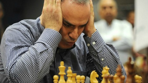 Kasparov: The World now understands that Putin is a big problem