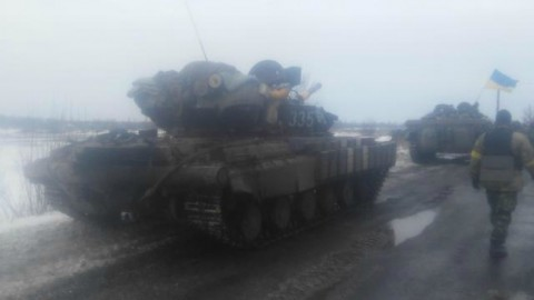 A letter to Poroshenko from Ukrainian officers – who is responsible for giving up Debaltseve?