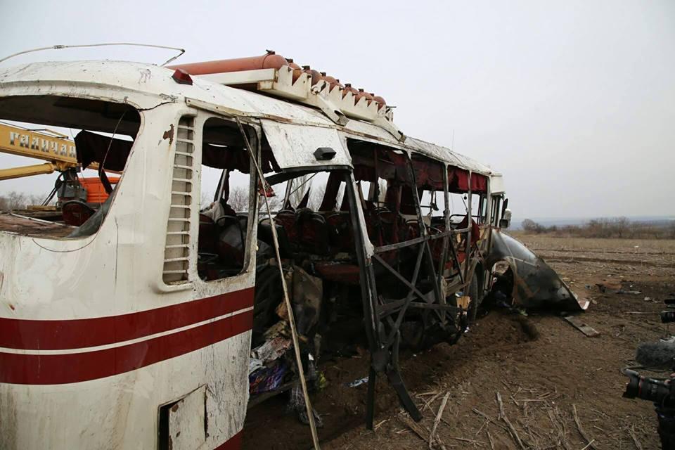 Artemivsk-bus