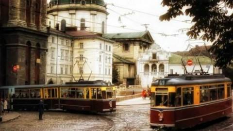 С понедельника во Львове курсирует трамвай, в котором звучат произведения Баха