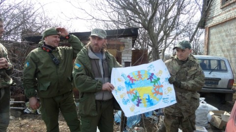 "The ""Kyiv-Frontline"" Route:  How volunteers' humanitarian aid gets to Ukrainian soldiers"