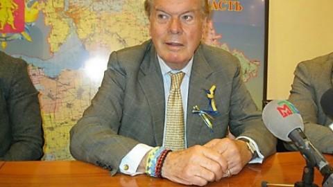 Eks-minister obrony Wielkiej Brytanii trafił pod obstrzał w strefie АТО