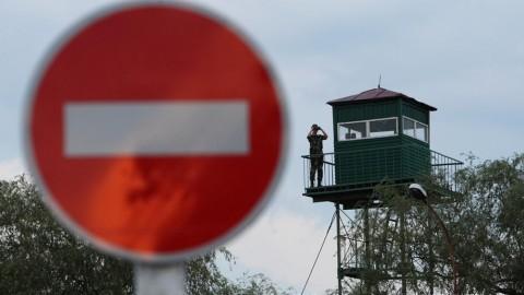 Ukraine says shooting at Moldovan Border involved Transnistrian guards