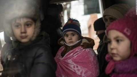 The state must create a positive image of IDPs from eastern Ukraine