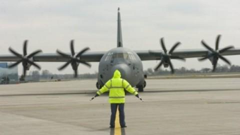 В Украину для обучения украинских военных прибыли десантники США