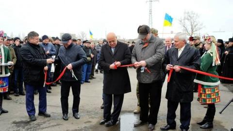 Destroyed by terrorists Severdonetsk-Rubizhne bridge reconstructed