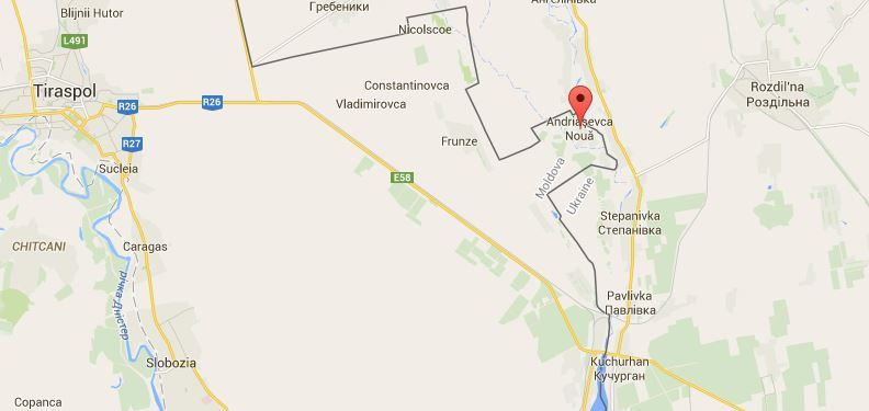 empr-Andriasevca map