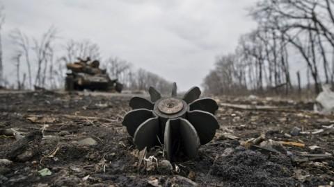 Эхо войны: в Лисичанске обнаружили взрывчатку террористов