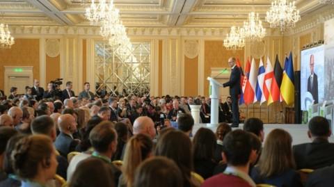 Ценности, что стали призванием: 8-ой Киевский Форум по Безопасности