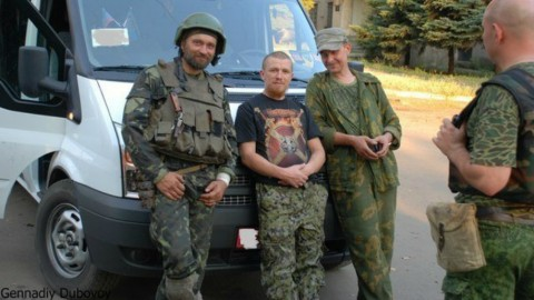 "People are dying while the DPR ""elite"" quarrels"