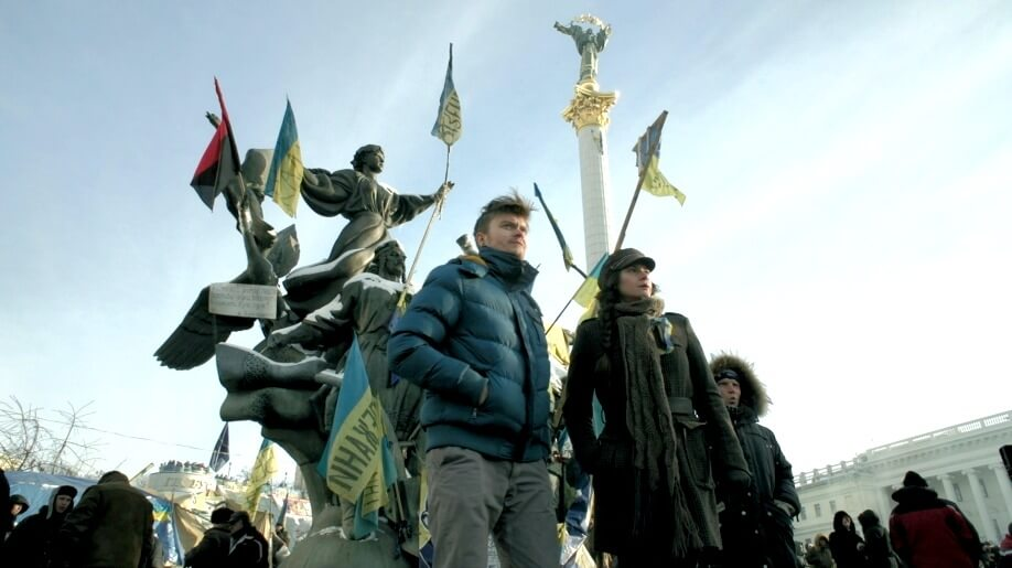 jednego razu w ukrainie rewolucja