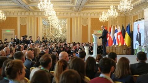 Les valeurs qui sont devenues vocation : le 8ème Forum de Kiev sur la Sécurité