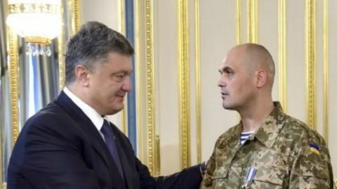 Ukrainian Cyborg released from 4-months captivity