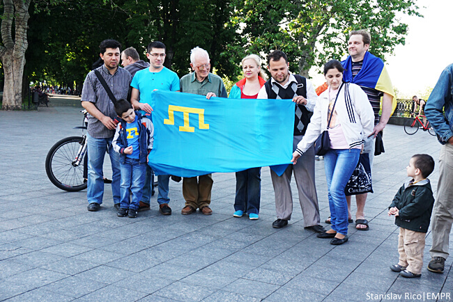 Crimean Tatars deportation2