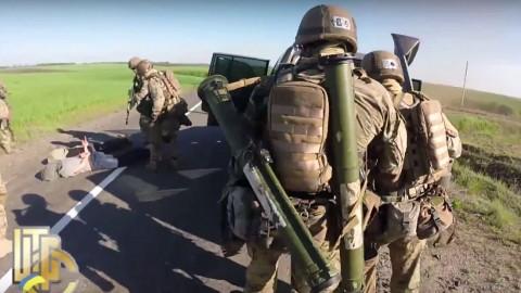 В Донецкой области обезврежена группа диверсантов