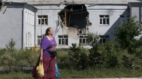 Comment les bénévoles ont créé un « second état » à l'intérieur de l'Ukraine