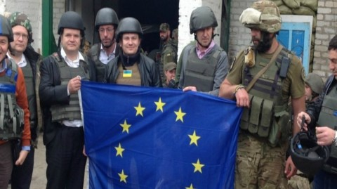 MEPs shocked by what They saw in Donbas