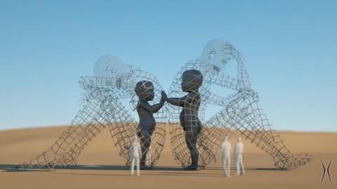 Украинцы отправятся покорять американский фестиваль «The Burning Man» любовью