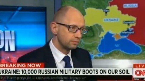 Ukraine's Prime Minister calls the US to invest in Ukraine to defeat Putin (Video)