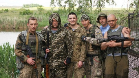 The unknown heroes of Donetsk airport