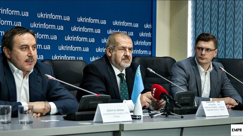 The Crimean Tatar TV Channel ATR resumes broadcasting from Kyiv