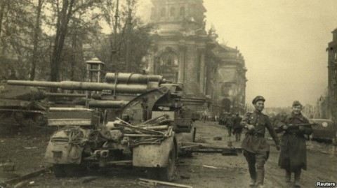 The Germans are only now learning about Ukraine's role in the victory over Nazism