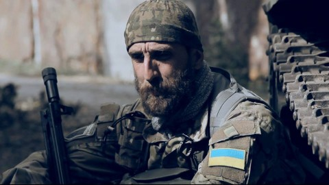 Ukraine's unique documentary action about Donetsk Airport Cyborgs to be shown in Poland