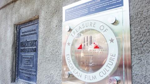 Famous Odessa Potemkin Steps become Treasure of European Film Culture