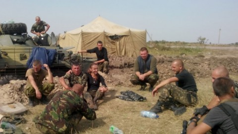 Home from war: U.S. experts share experience in post-deployment care for returning combat veterans with Ukrainian volunteers