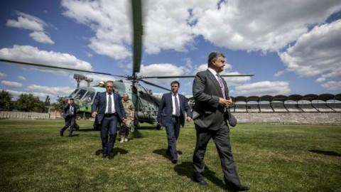 Президент представил нового главу Луганской областной государственной администрации Георгия Тука