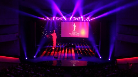 The 6th International Film Festival opens in Odessa