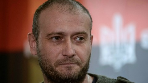 Exclusive: Right Sector leader Dmytro Yarosh on the situation in Mukacheve