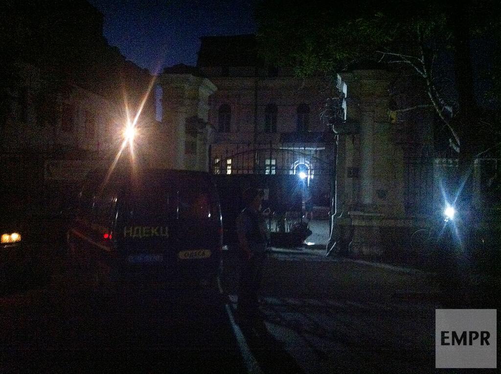 взрыв Одесса