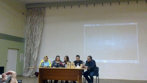 Nadiya Savchenko's book written in detention presented at Lviv Book Forum