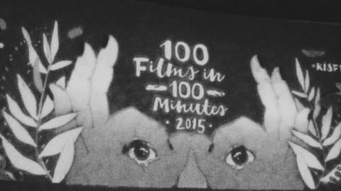 100 фильмов за 100 минут в Киеве