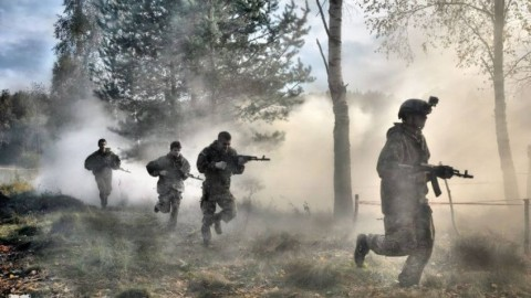 Report from Russia: training camp for DNR and LNR terrorists