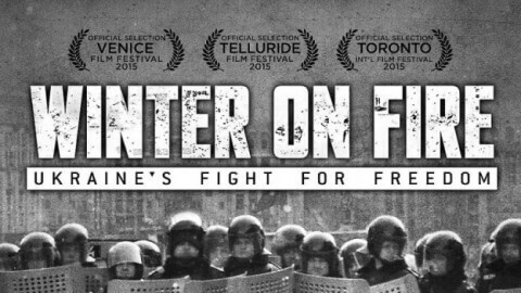 Euromaidan Documentary 'Winter on Fire: Ukraine's Fight for Freedom'
