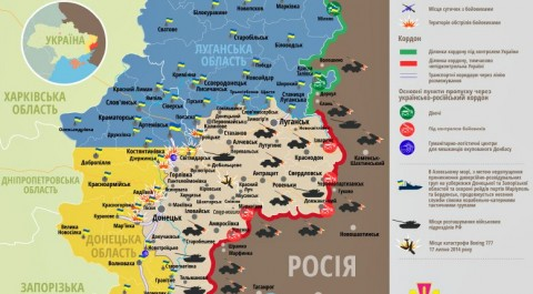 Ukraine war updates: daily briefing as of February 22, 2016