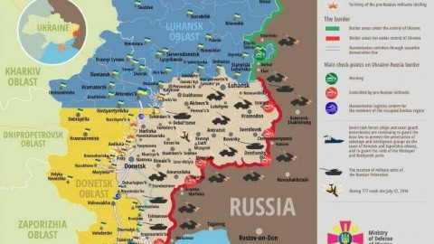 Ukraine war updates: daily briefing as of March 1, 2016