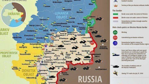 Ukraine war updates: daily briefings as of March 6, 2016