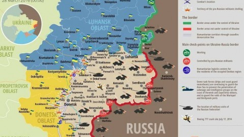Ukraine war updates: daily briefings as of March 28, 2016