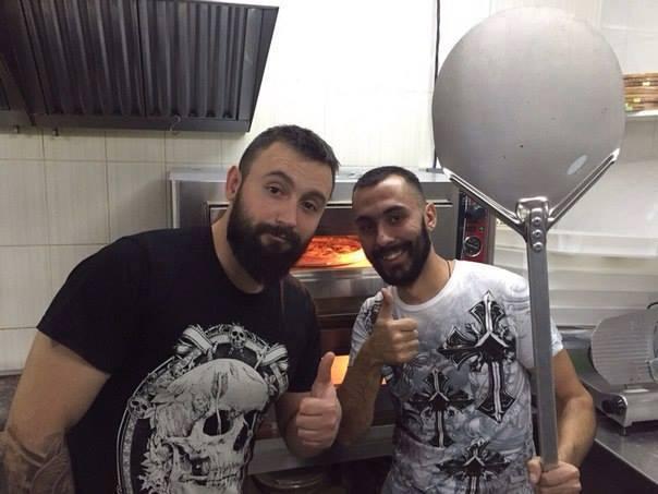 pizza veterano kyiv ukraine pizza restaurant in kiev founded by ukraine war veterans founded by ukraine war vets