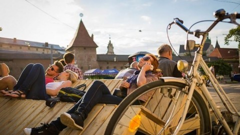 Young architects transform Lviv's public space to make the city a better place for its residents