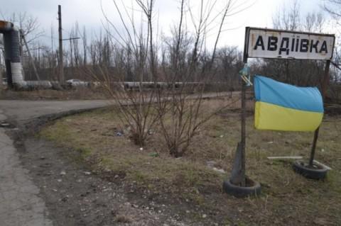 Ukrainian positions in Avdyivka under massive Russian attack