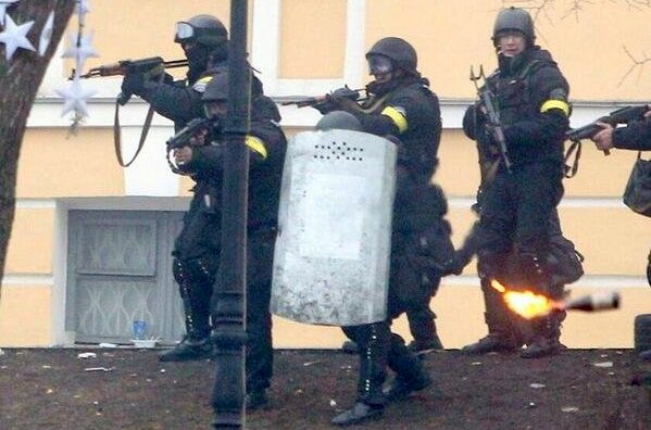 who was shooting people in Kyiv at Euromaidan with a bolt-action sniper rifle SV-98 investigation FSB agents headed by Mr. Surkov in Kyiv February 20 2014 Kremlin Heavenly Hundred russian snipers took part in the execution of maidan
