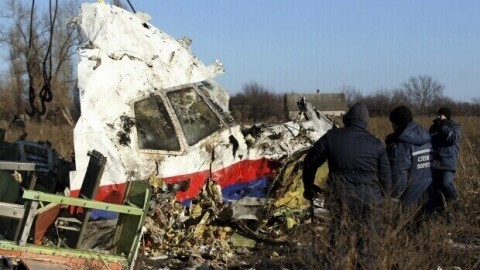 Attempted murder committed of the chief expert on MH17 case