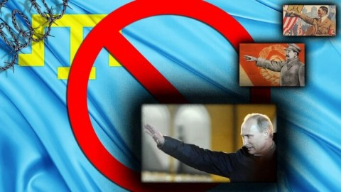 Trending Ukraine: Chornobyl anniversary on the north and banned Medjlis of the Crimean Tatars on the south