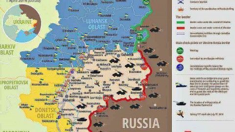 Ukraine war updates: daily briefings as of April 1, 2016