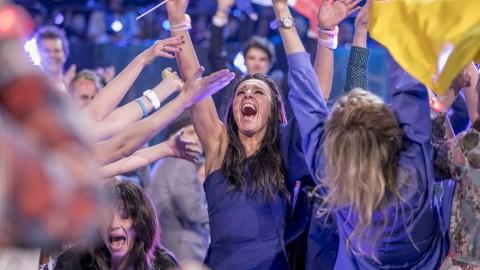 Ukraine wins Eurovision 2016