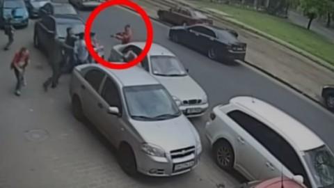 Shots fired at TV cameramen and journalist in Odesa